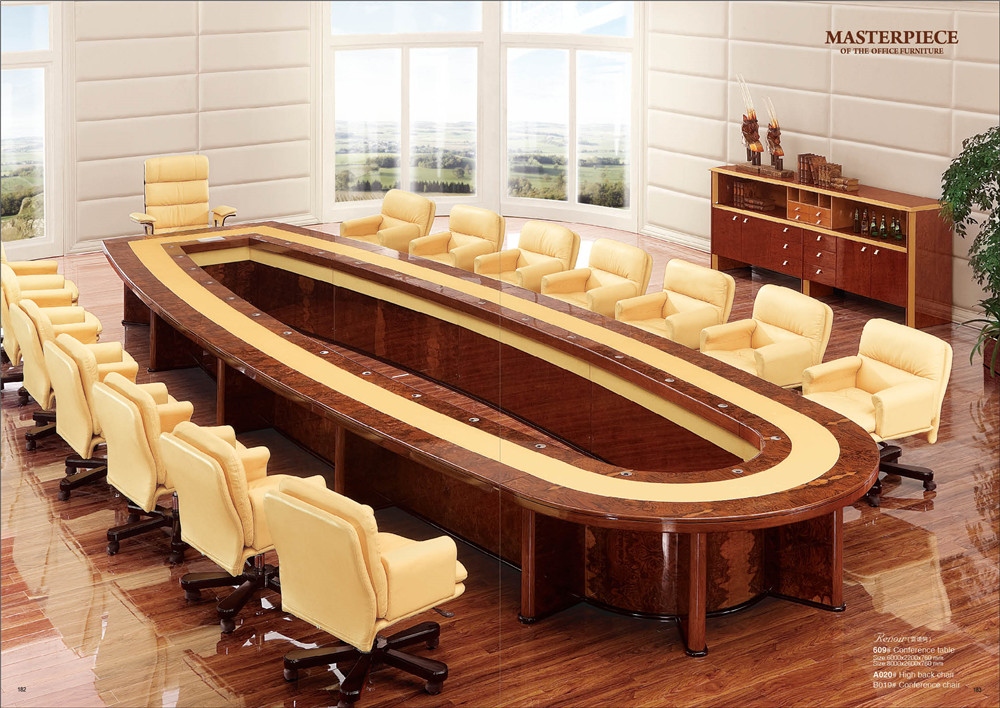 Customized Office Boardroom Table