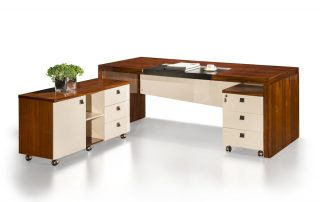 L-Shape Executive Office Desk
