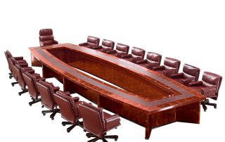 Luxury Wooden Office Meeting Table