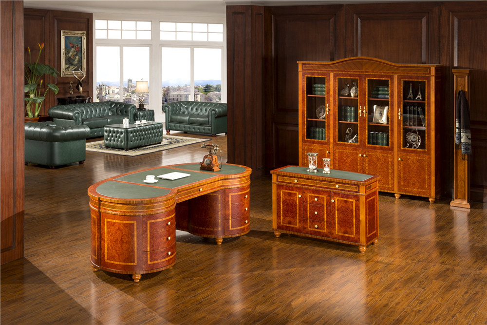 Rafflo Luxury Office Table