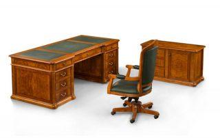 Classic Executive Office Desk