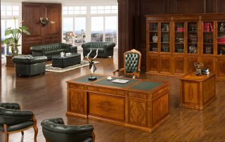 Classic Executive Office Desk