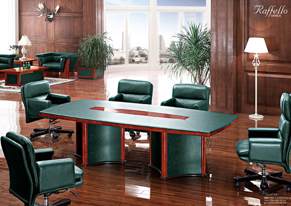 Luxury Council Board Conference Table