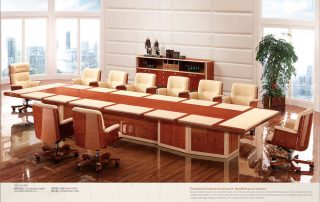 luxury Walnu Conference Tables