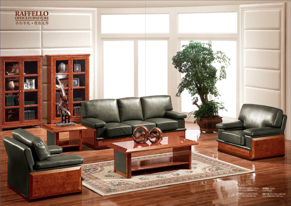 Luxury Italy Leather Recliner Sofa