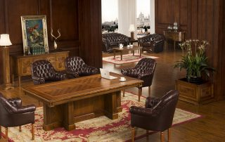 High End Luxury Wooden Conference Table 0820C