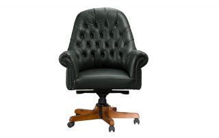 Luxury Conference Office Chair With Casters