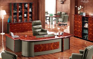High End Luxury Wooden Executive Table